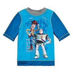 Disney Boys Rash Guard-Big Kid