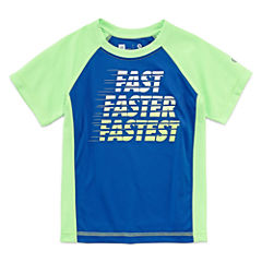 Xersion Raglan Trainer Top - Toddler 2T-5T
