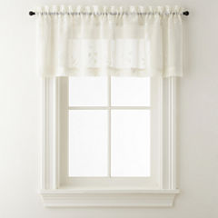 Jcpenney Home Beige Kitchen Curtains for Window - JCPenney