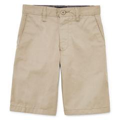 Burnside® Flat Front Chino Shorts - Boys 8-20