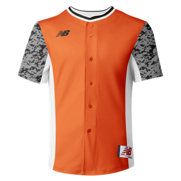 3000 Sublimated Jersey Full Button 106