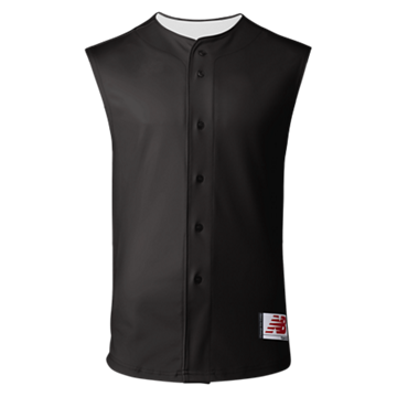 3000 Sublimated Jersey Full Button Sleeveless 110