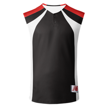 3000 Sublimated Jersey 2 Button Sleeveless 109