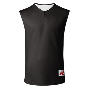 3000 Sublimated Jersey 2 Button Sleeveless 110