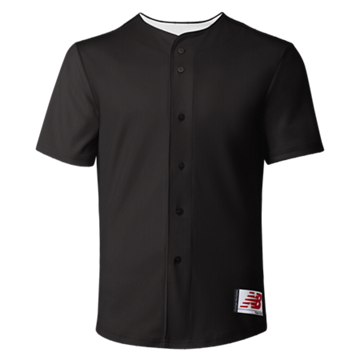 Adversary Lightweight Full Button Jersey 111