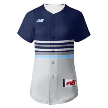 Prowess Sublimated Jersey Full Button 303