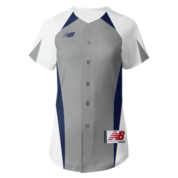 Prowess Sublimated Jersey Full Button 302