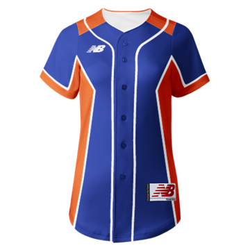 Prowess Sublimated Jersey Full Button 301