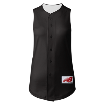 Prowess Sublimated Jersey Full Button Sleeveless 310