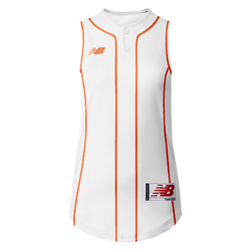 Prowess Sublimated Jersey 2 Button Sleeveless 307