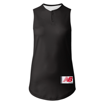 Prowess Sublimated Jersey 2 Button Sleeveless 310