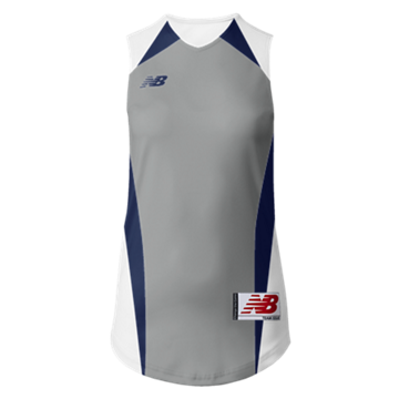 Prowess Sublimated Jersey V-Neck Sleeveless 302