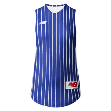 Prowess Sublimated Jersey V-Neck Sleeveless 304