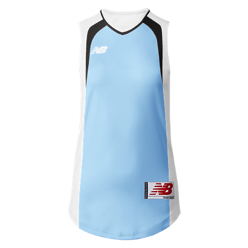Prowess Sublimated Jersey V-Neck Sleeveless 305