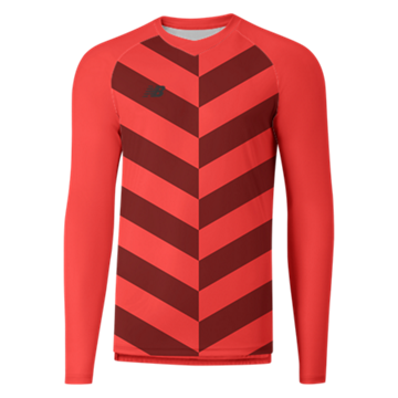 Youth Chevron Long Sleeve Jersey