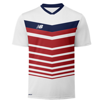 Men's Chevron Short Sleeve Jersey