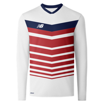 Men's Chevron Long Sleeve Jersey