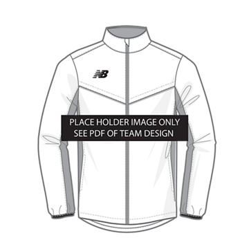 Men's Achieve Warmup Jacket- Pro Service