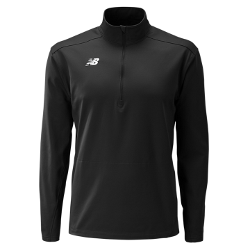 Custom Lightweight Solid Half Zip