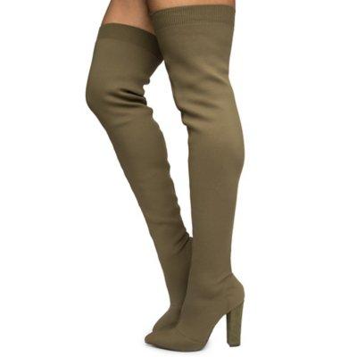 Women's Madam-35M Thigh High Boots