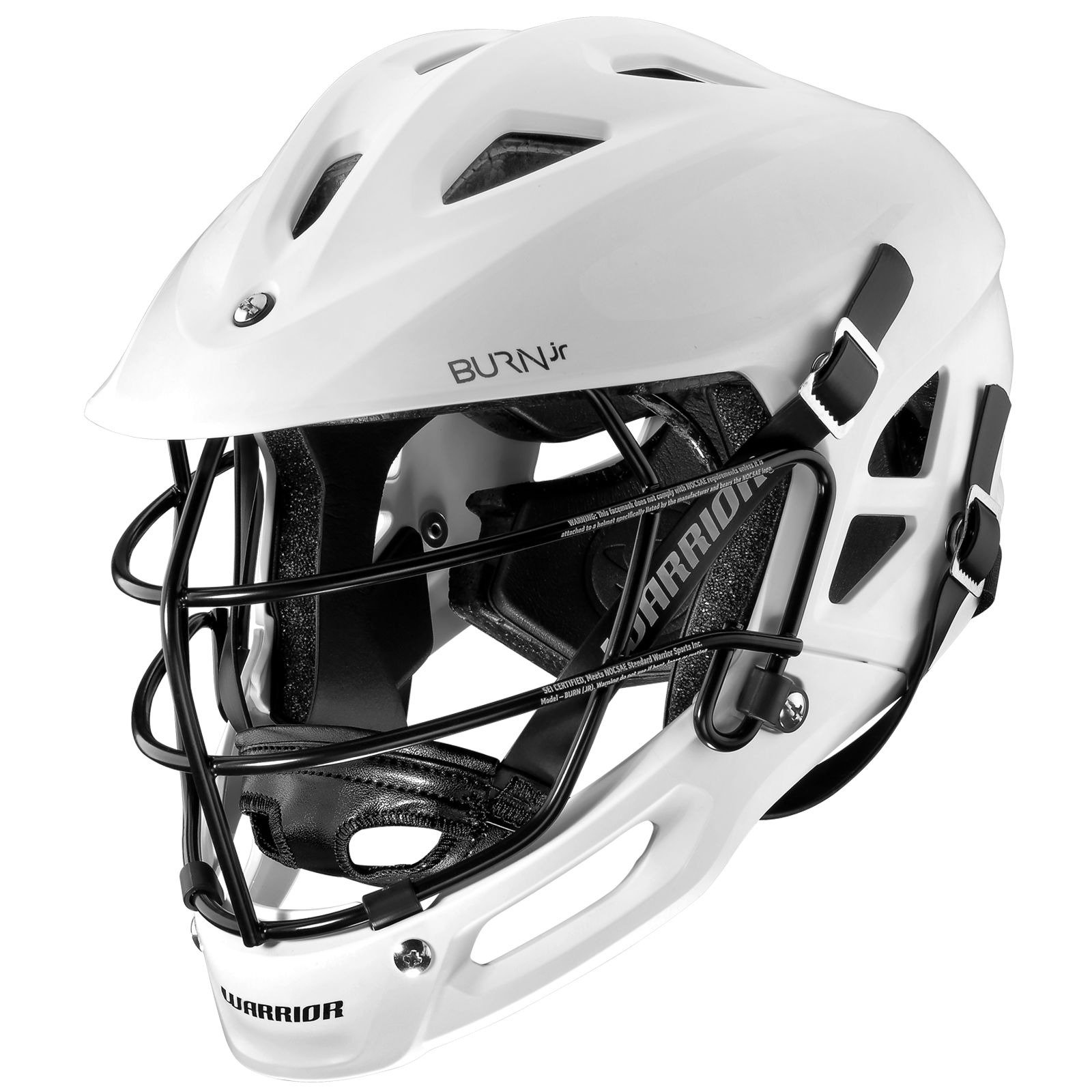 Warrior - Burn JR Helmet - - , - Warrior - US
